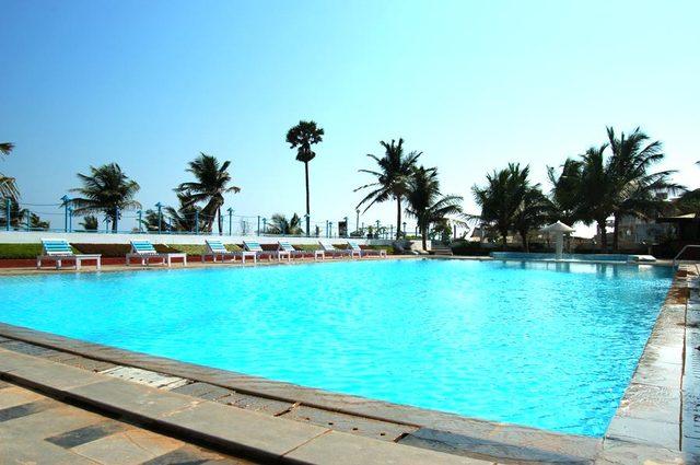 Venus tours and travels - Araku valley resorts with swimming pool ...
